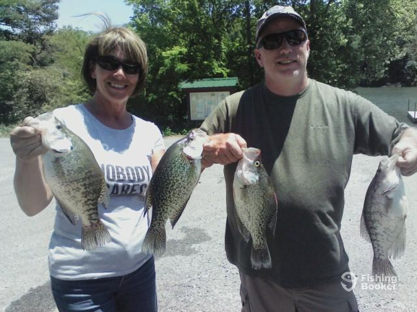 Late spring crappie