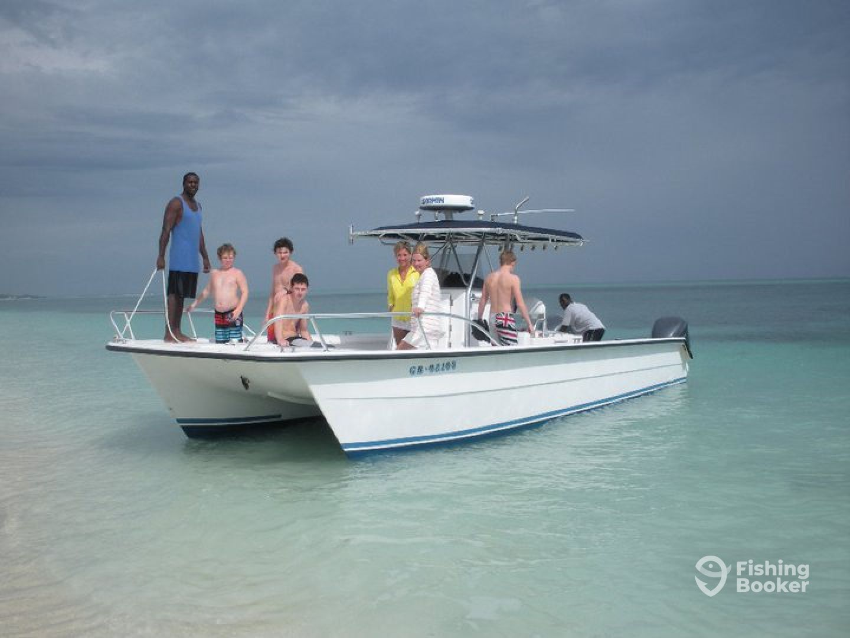 Island Life Tours - 32'