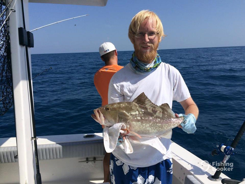 Eddies island fishing charters 43 key west fl for Seven fish key west fl
