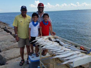 Galveston Bay Fishing