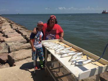Galveston Bay Fishing , Baytown