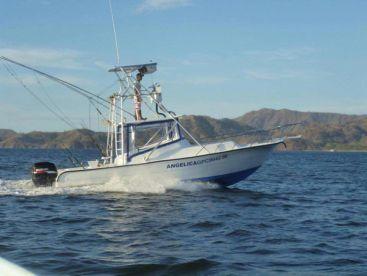 Yellowfin Sportfishing - Angelica V