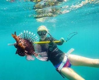 Trident Freedivers Barbados