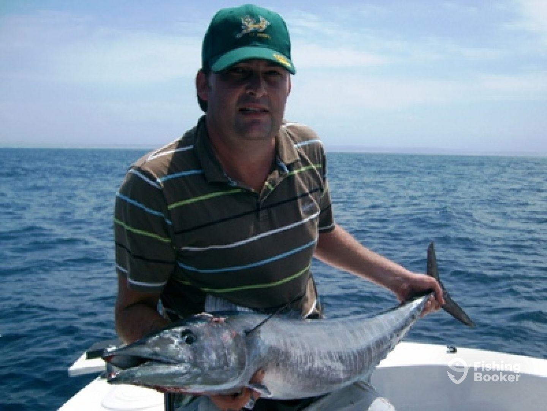 Wahoo fishing ion Durban