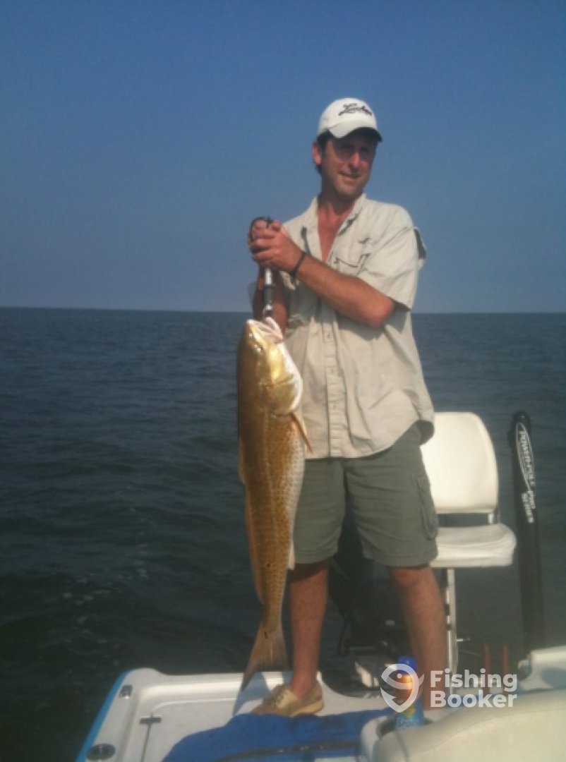 High tide fishing charters ms pass christian ms for Tides for fishing louisiana