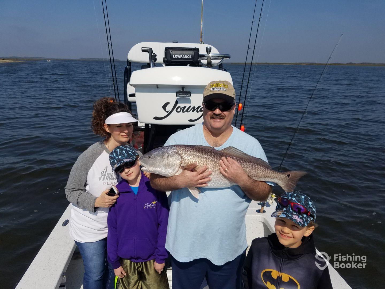 35 lb Redfish