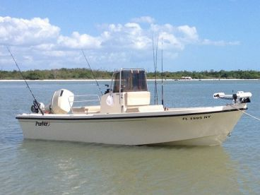 The fly and fish, safe, large and dry ride boat