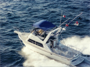 Ursula Fishing IV - 34' Crystaliner