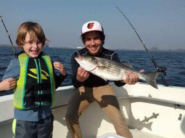 Legal Hooker Charter Fishing