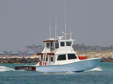 Pescador III - 51′ Sportfisher