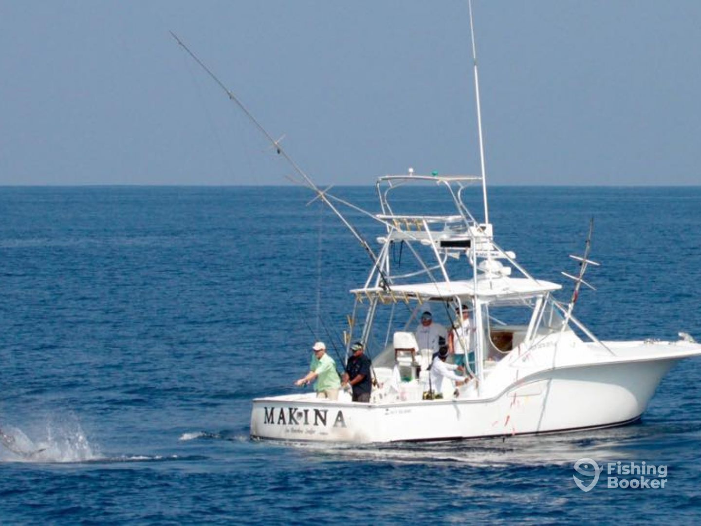 Makina Sportfishing