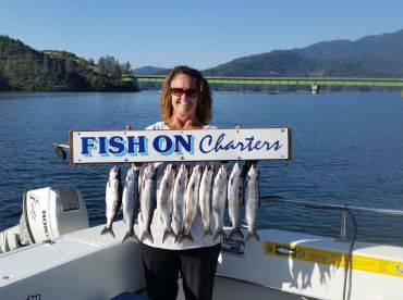 Fish On Charters – Lake Fishing