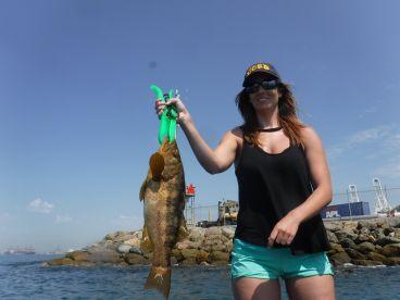 Breakwall Fishing – Weekend Trips