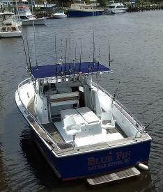 Blue Fin Fishing Charters