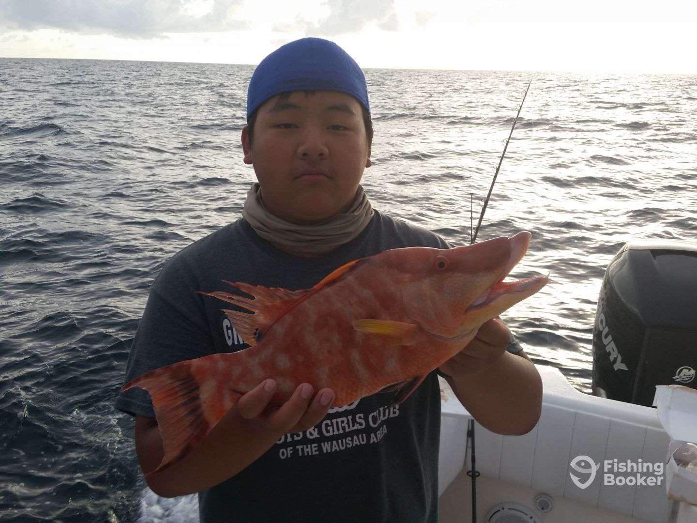 Longshot fishing charters madeira beach fl fishingbooker for Madeira beach fishing charters