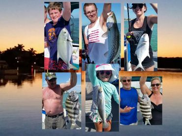 Just Livin The Dream Charters 2