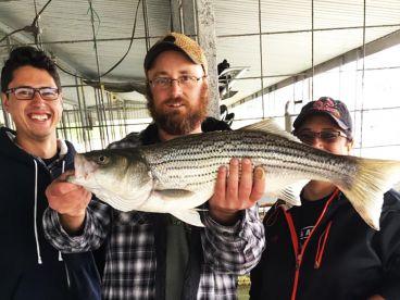 Striperman Fishing Guide Service