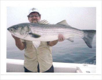 Texoma Striper Fishing