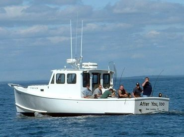 After You, Too Sportfishing Charters