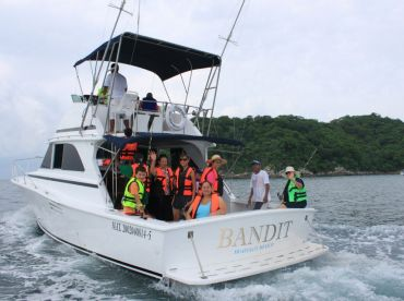 Huatulco Fishing Adventures - 38'
