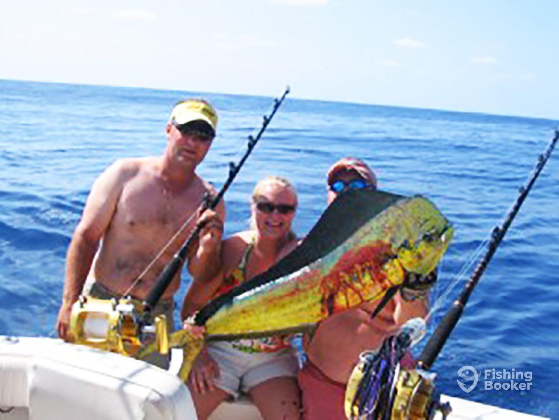 Seandouble charters atlantic beach nc fishingbooker for Nc deep sea fishing charters