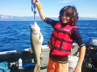 Lake Tahoe Fishing Trips