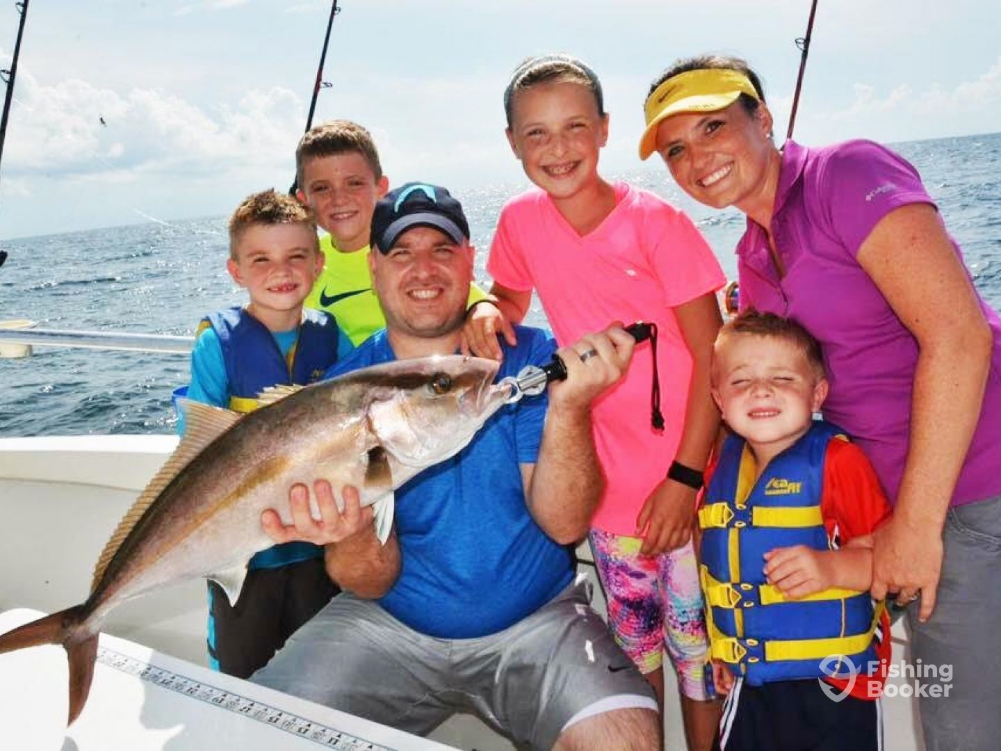 Get Hooked Fishing Charter North