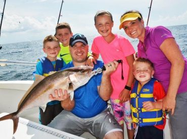 Get Hooked Fishing Charter