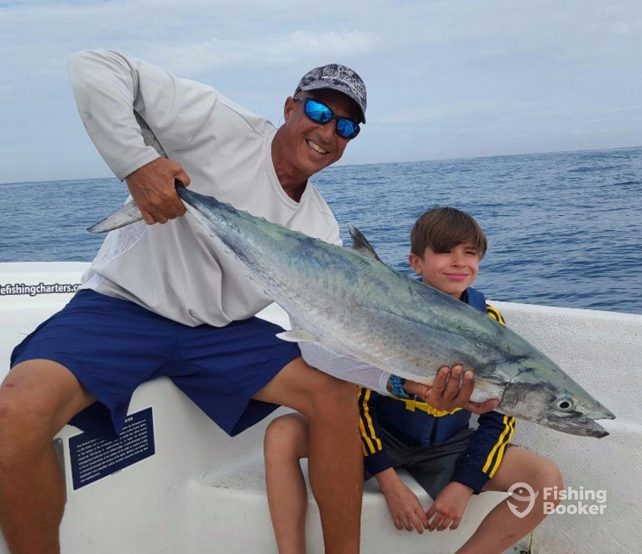 Bayside fishing charters san juan puerto rico for San juan fishing charters