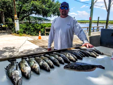Coastal Ga Fishing - Savannah