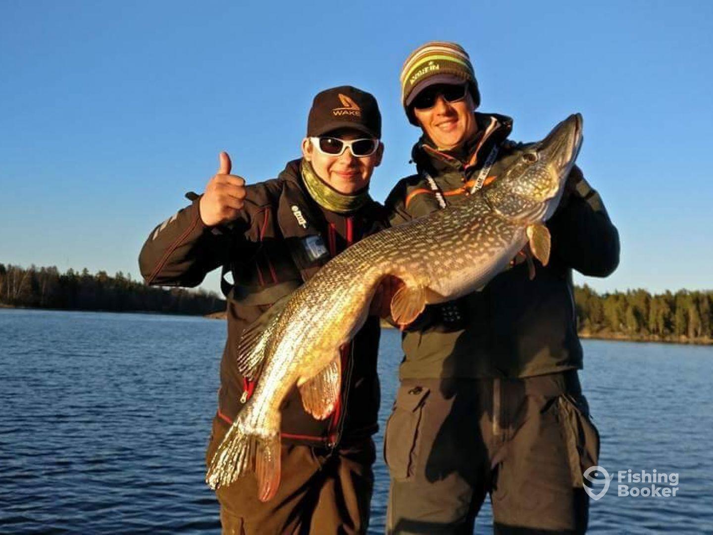 Рыбалка в финляндии отзывы