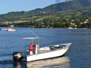 Amphitrite Sportfishing, Case-Pilote