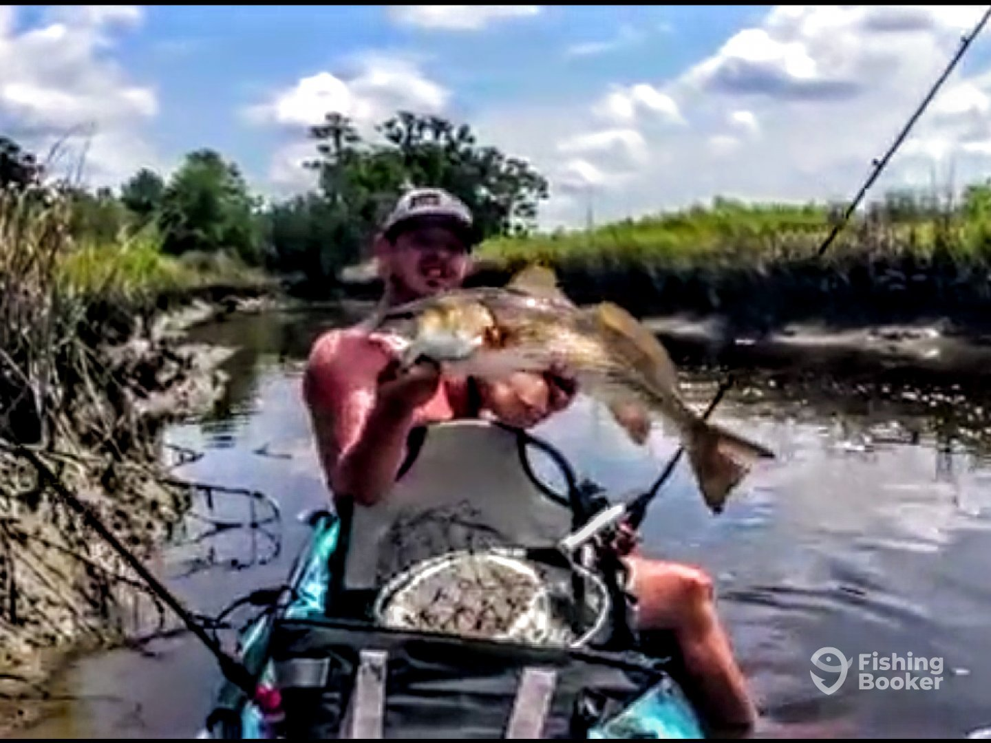 Tybee fishing company kayak charter savannah ga for Public fishing in georgia
