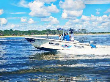 Fishtown Charters - 21'