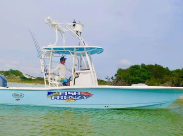 Fish Frenzy Charters