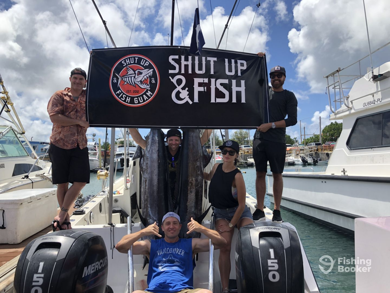Shut up & Fish Guam Charter