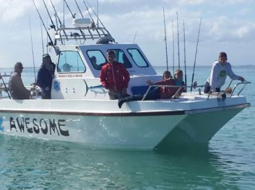 Awesome Fishing Charters, Struisbaai