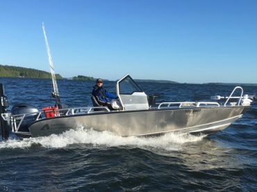 Tomas Henriksson Fishing Tours