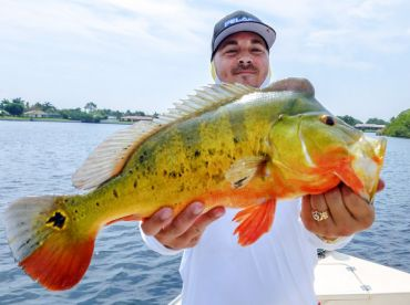 Sam Can Fish - Lake Ida
