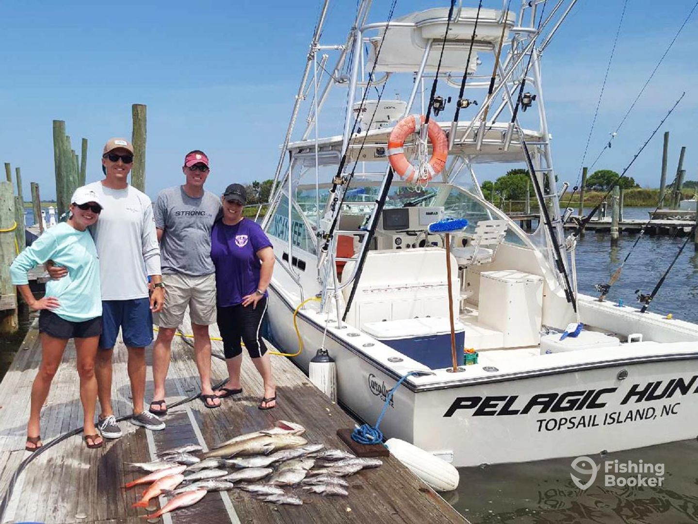 Pelagic Hunter Sportfishing L.L.C
