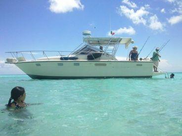 Bandida Fishing - 32' Tiara, Cozumel