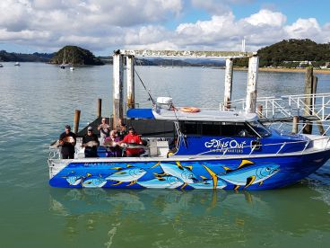 Days Out Fishing Charters BOI NZ