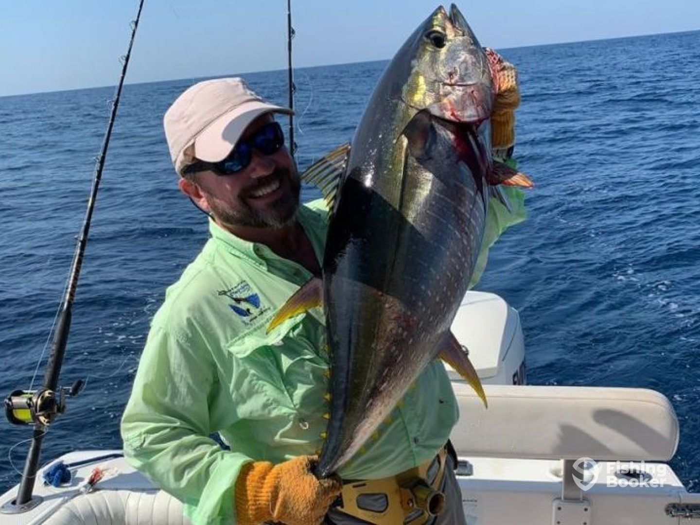 Guatemala Fishing Tours–Blue Marlin