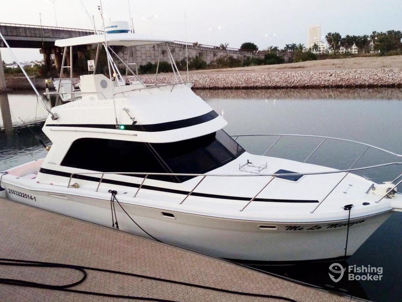 Pepe S Fleet 38 Cabin Cruiser Mazatl 225 N Mexico