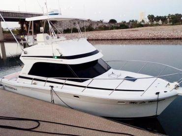 Pepe's Fleet - 38' Cabin Cruiser
