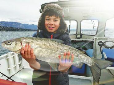 Balthazar Fishing