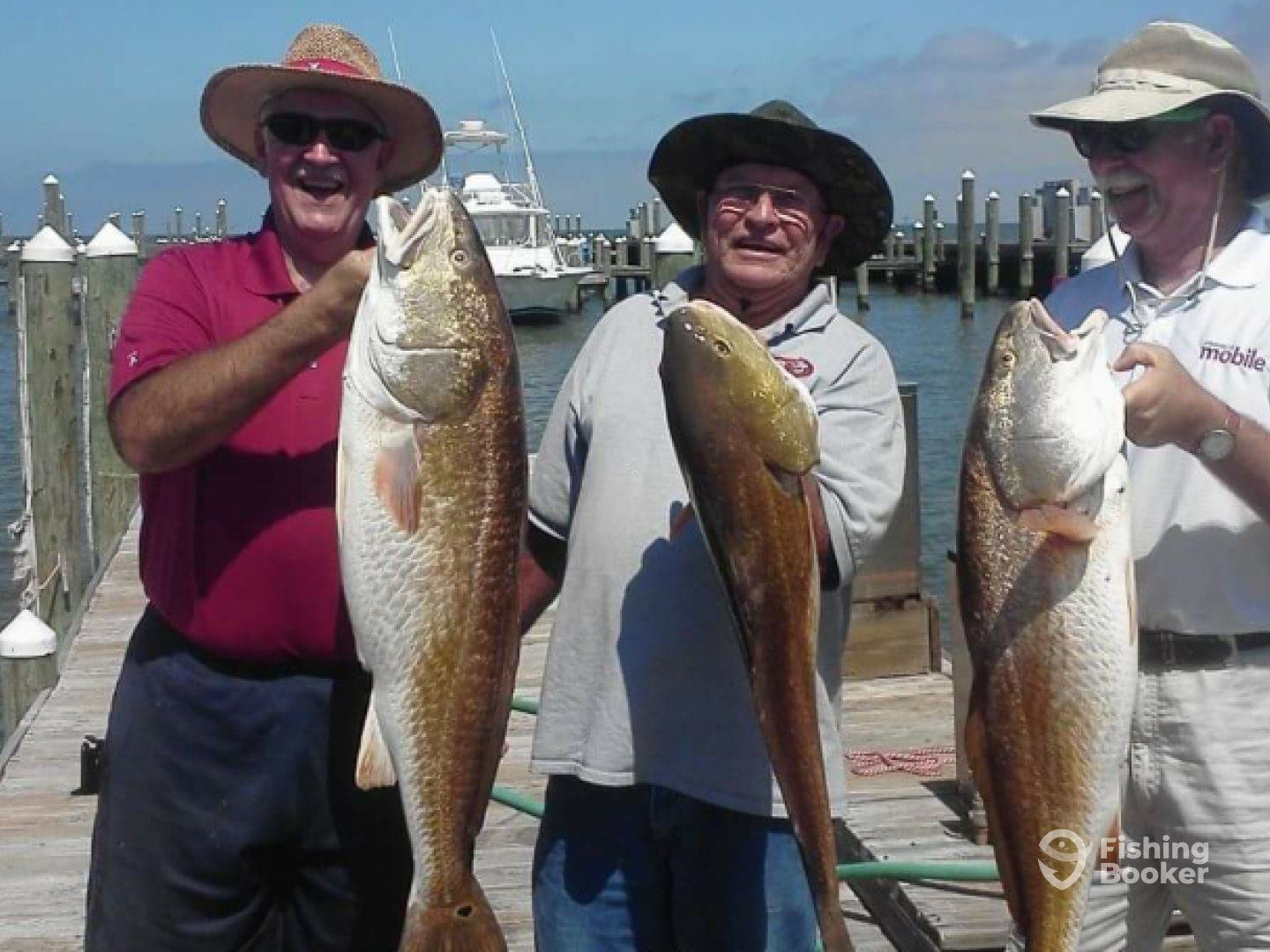 Another Fish Charters - Fort Morgan