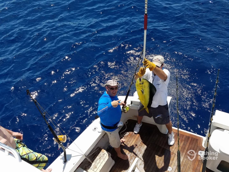 Florida sport charters fort pierce fl fishingbooker for Fishing charters fort pierce fl