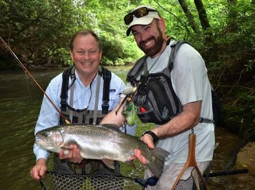 Trophy Trout Fly Fishing