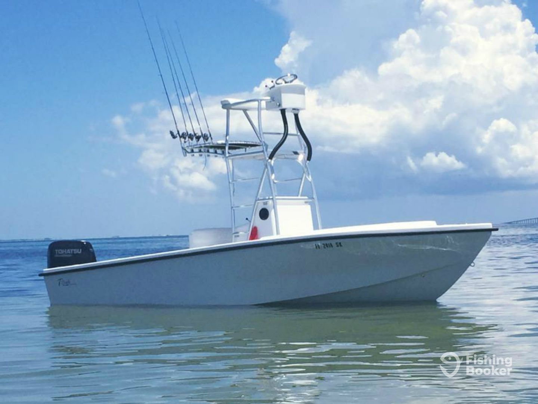 Something Catchy Fishing Charters Llc